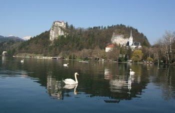 Station thermale de Slovénie